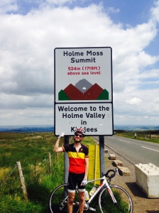 Holme Moss - done!